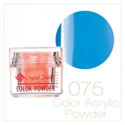 Crystal Nails - Praf acrylic colorat - 75 - 7g