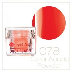 Crystal Nails - Praf acrylic colorat - 78 - 7g