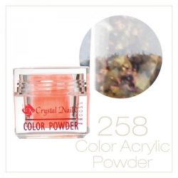 Crystal Nails - Praf acrylic Crystal Magic - 258 (7g)
