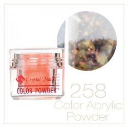 Crystal Nails - Praf acrylic Crystal Magic - 258 (7g)