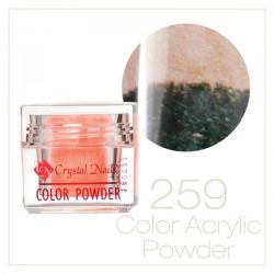 Crystal Nails - Praf acrylic Crystal Magic - 259 (7g)