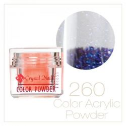 Crystal Nails - Praf acrylic Crystal Magic - 260 (7g)