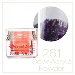 Crystal Nails - Praf acrylic Crystal Magic - 261 (7g)