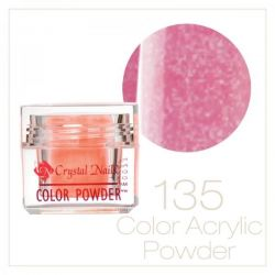 CRYSTAL NAILS - Praf acrylic colorat - 135 - 7g