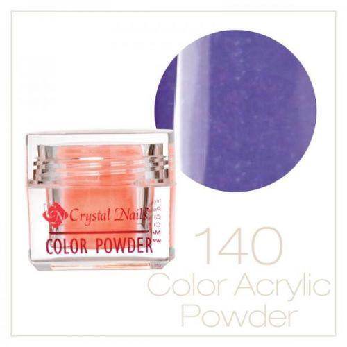 CRYSTAL NAILS - Praf acrylic colorat - 140 - 7g