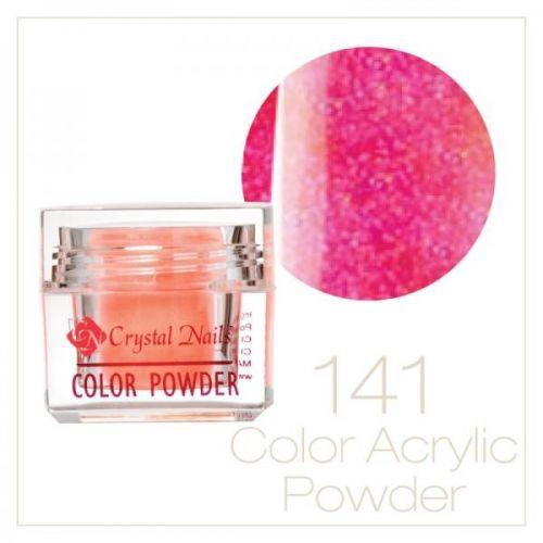 CRYSTAL NAILS - Praf acrylic colorat - 141 - 7g
