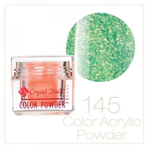 CRYSTAL NAILS - Praf acrylic colorat - 145 - 7g