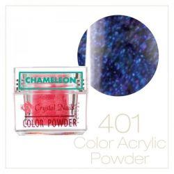 CRYSTAL NAILS - Praf acrylic CHAMELEON - 401 - 7g