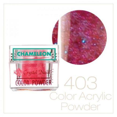 CRYSTAL NAILS - Praf acrylic CHAMELEON - 403 - 7g
