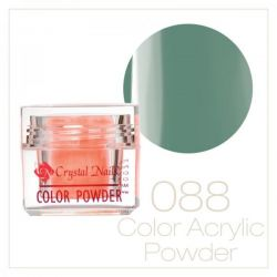 CRYSTAL NAILS - Praf acrylic colorat - 88 - 7g
