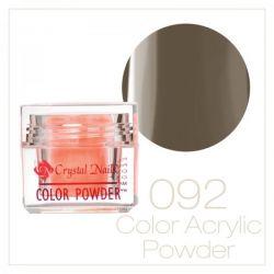 CRYSTAL NAILS - Praf acrylic colorat - 92 - 7g