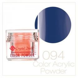 CRYSTAL NAILS - Praf acrylic colorat - 94 - 7g
