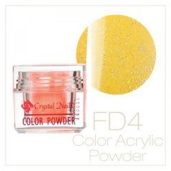 CRYSTAL NAILS - Praf acrylic Full Diamond - FD4 - 7g