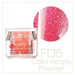 CRYSTAL NAILS - Praf acrylic Full Diamond - FD5 - 7g