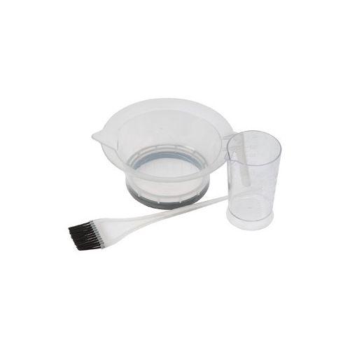 SIBEL Tinting Set - Set pentru vopsit Transparent - 3buc (99901)