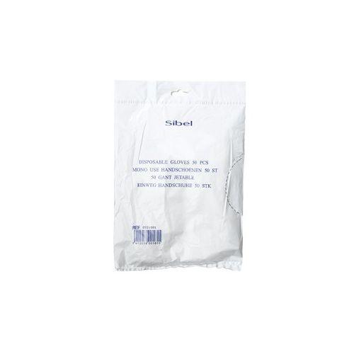 Sibel - Manusi Unica Folosinta Nylon M 50buc.