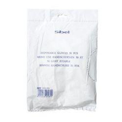 Sibel - Manusi Unica Folosinta Nylon L 50buc.