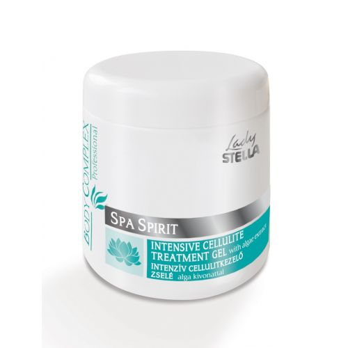 Lady Stella - Spa Spirit - Gel anticelulitic cu extract de alge (500ml)