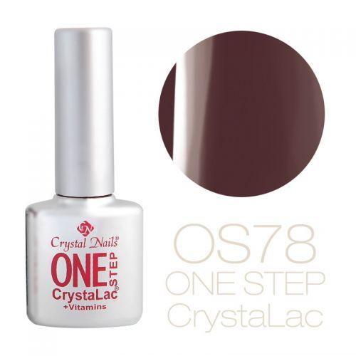 Crystal Nails - One Step CrystaLac - 78 (8ml)