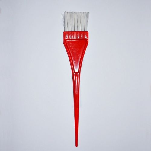 ES - Pensula pentru vopsit - Maner rosu (101)
