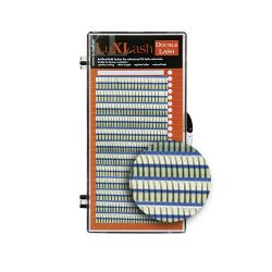 LuxLash - Extensii de gene - Double Lash - B/0,10/10mm