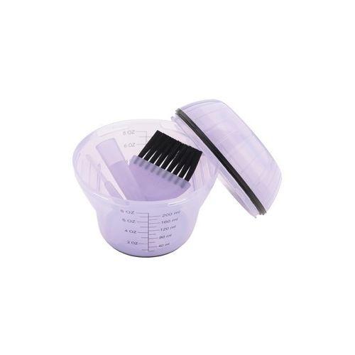 SIBEL - Pahar Gradat Mov cu Pensula - 99951-18 (200ml)