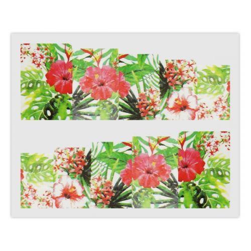 Crystal Nails - Sticker - A157 (abtibild unghii)
