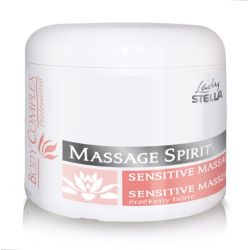 Lady Stella - Body Complex Massage Spirit - Crema de Masaj pentru Ten Sensibil (500ml)