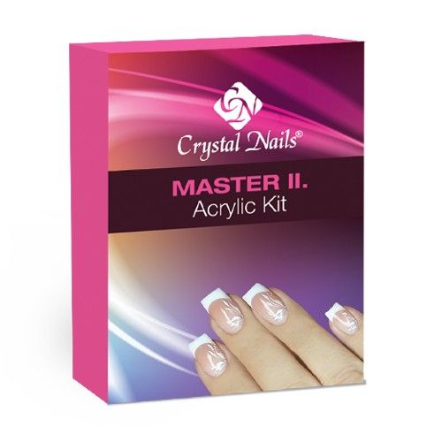Crystal Nails - Set Acryl Master II.