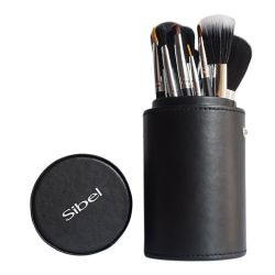 Sibel - Set pensule cosmetice (15buc)