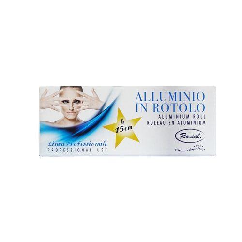 Roial - Folie pentru Suvite - Aluminiu (15cm)