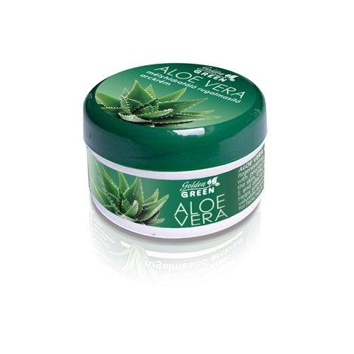 Golden Green - Crema de Fata Antirid cu Aloe Vera (100ml)