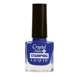 Crystal Nails - Lac pentru Stampila - Albastru (4ml)