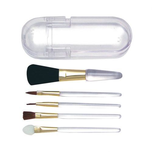 Eurostil - Mini Set Pensule Machiaj - 2858 (5/set)