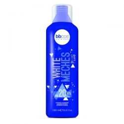 BBCOS - White Meches Plus Developer - 6% (1000ml)