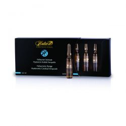 Helia-D Professional - Cocktail cu acid hyaluronic (5x2ml)