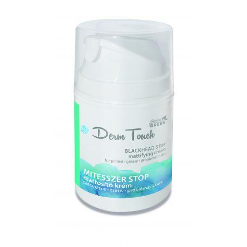 Golden Green – Derm Touch - Crema matifianta pentru ten gras (50ml)