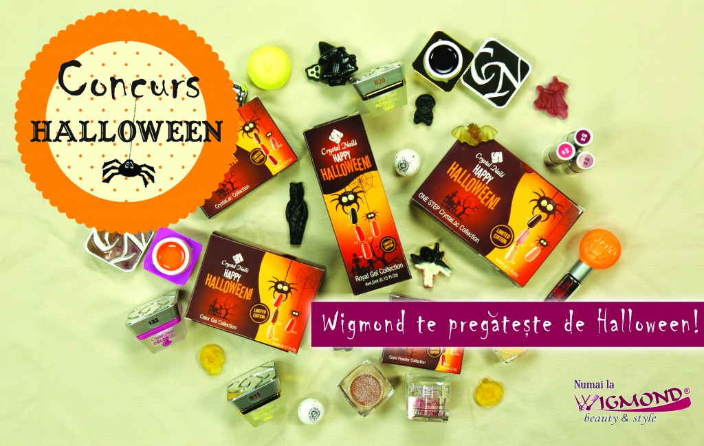 CONCURS - Wigmond te pregateste de Halloween