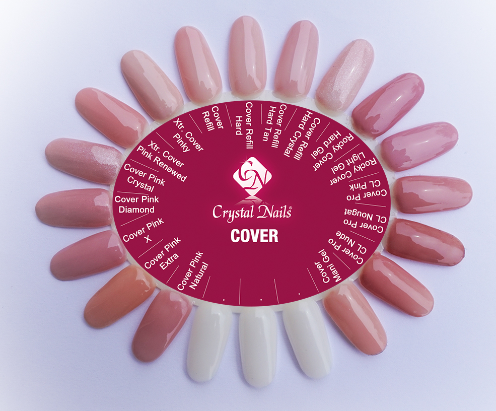 Cover Gel Oval SITE