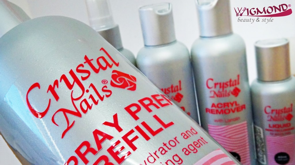 Crystal Nails - Ambalaj Nou
