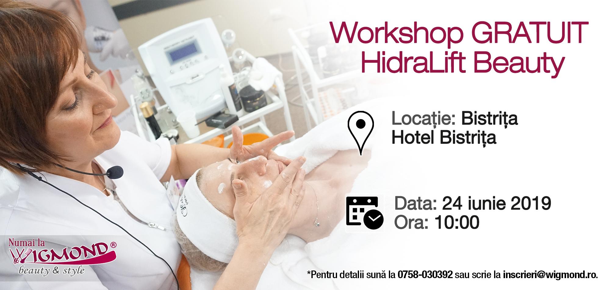 Seminar Cosmetica Iunie 2019 - Bistrita