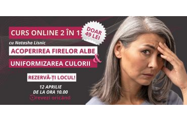 NOU Curs online cu Natasha Lisnic