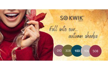 Culori toamnă 2021 – Gel Lac SoKwik
